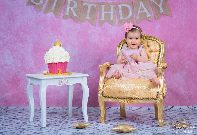 Фотосесии за рожден ден в студио